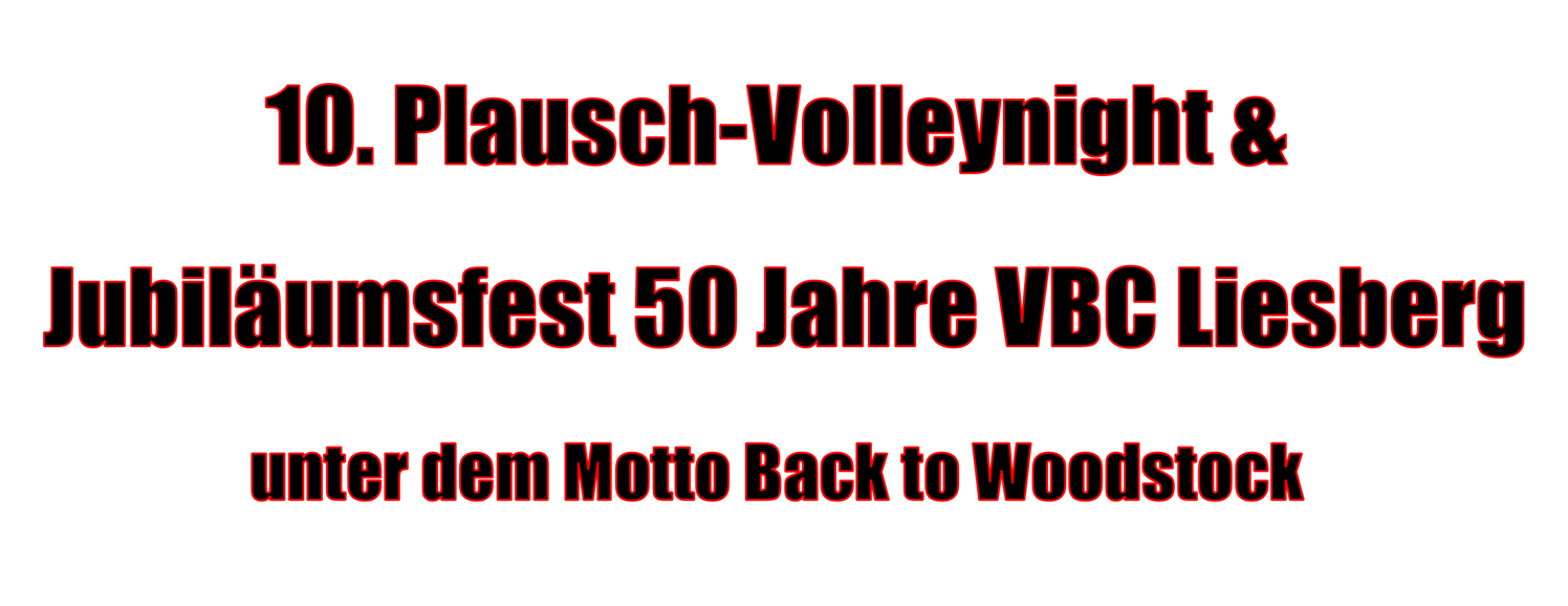 Volleynight 2019